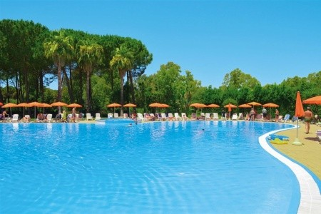 Pizzo Calabro Resort - letecky all inclusive