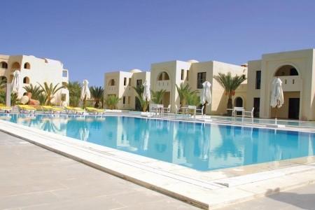 Sentido Cesar Thalasso Tunisko Djerba last minute, dovolená, zájezdy 2018