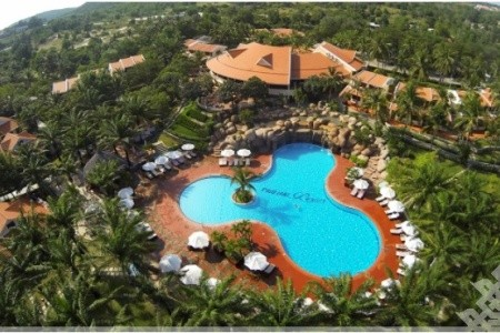 Vietnam - Phan Thiet / Phu Hai Beach Resort & Spa