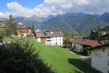 Alpy pro seniory - nádherná příroda Tyrolských Alp - autobusem