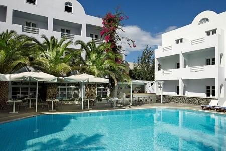 Hotel Afroditi Venus Beach & Spa, Řecko, Santorini