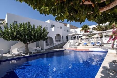 Hotel Rk Beach, Řecko, Santorini