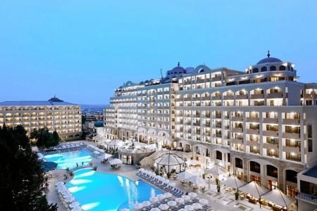 Hotel Sol Nessebar Palace, Bulharsko, Nesebar