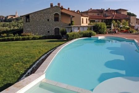 Borgo Di Cortefreda, Itálie, Toskánsko