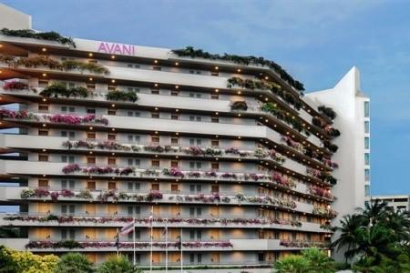 Avani Pattaya Resort&spa Polopenze
