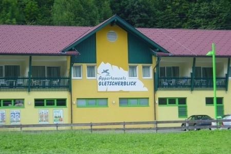 Appartementhaus Gletscherblick - v květnu