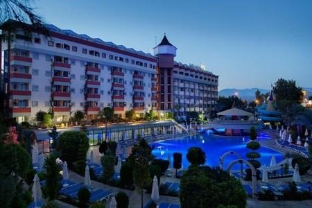 Turecko Turecká riviéra Saphir Hotel & Villas 12 denní pobyt All Inclusive Letecky Letiště: Bratislava srpen 2021 (29/08/21- 9/09/21)