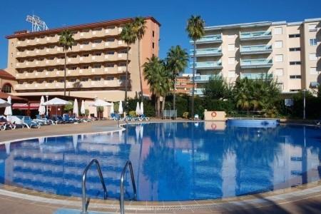 Gran Hotel La Hacienda - v červenci