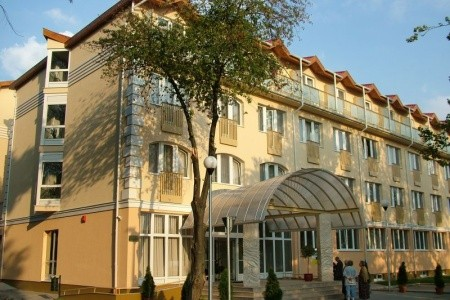 Hajdúszoboszló, Hungarospa Thermal Hotel*** Superi - v lednu