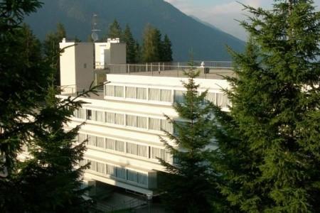 Residence Albare Solaria - ubytování