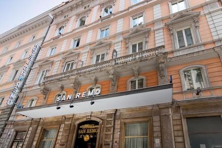 San Remo - letecky