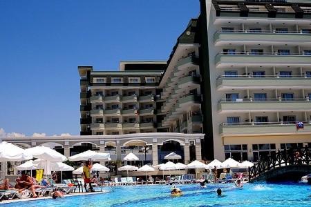 Hotel Holiday Garden, Turecko, Alanya