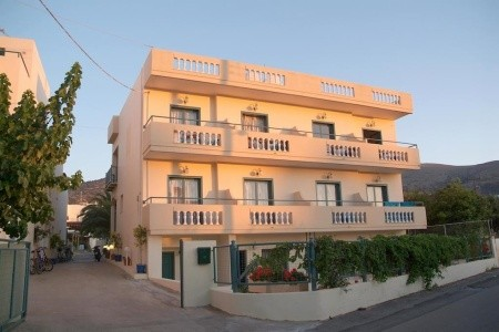 Theoni Apartments Řecko Kréta last minute, dovolená, zájezdy 2018