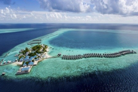 Centara Ras Fushi Resort & Spa Maldives, Maledivy, Jižní Atol Male