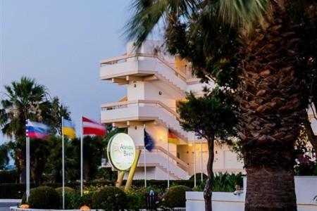 Afandou Beach Resort, Řecko, Rhodos