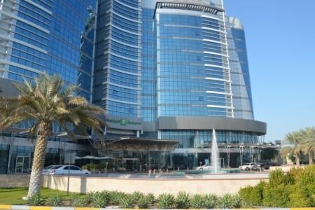 Holiday Inn Down Town Abu Dhabi - luxusní dovolená