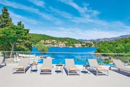 Port9 Island Resort, Chorvatsko, Jižní Dalmácie