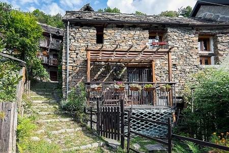 Val Bognanco - v červnu