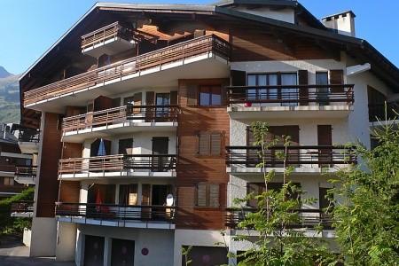 Galaxie 218 - Švýcarsko v prosinci