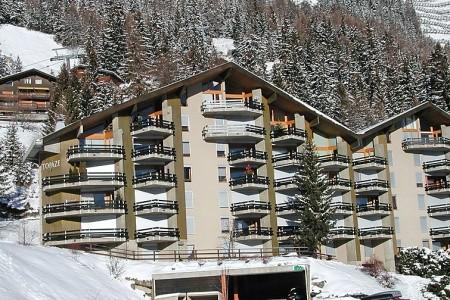 Švýcarsko - Švýcarské Alpy / Topaze
