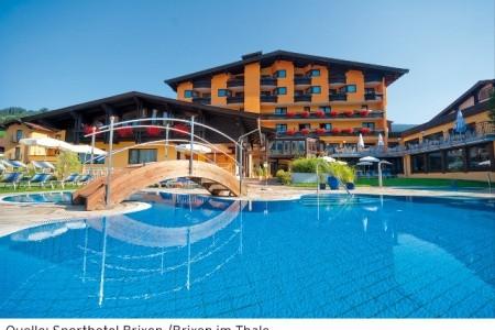 Vital + Sporthotel Brixen Polopenze