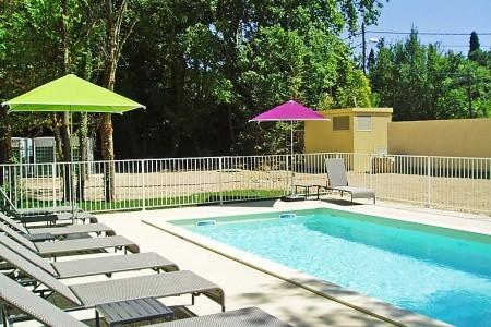 Francie - Provence / Suite-Home Aix-En-Provence Sud