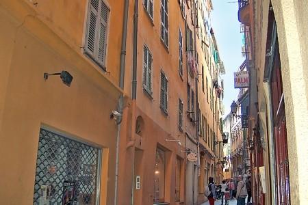 Vieux Nice - v červnu