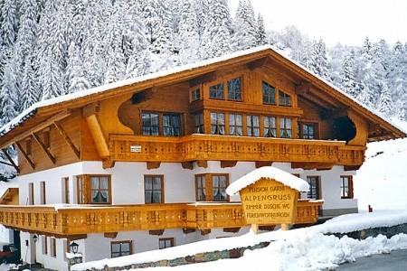 Alpengruss - Pitztal - Rakousko