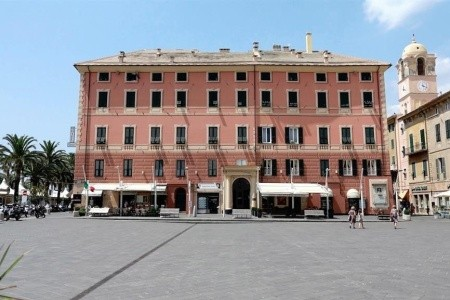 Hotel Garibaldi - slevy