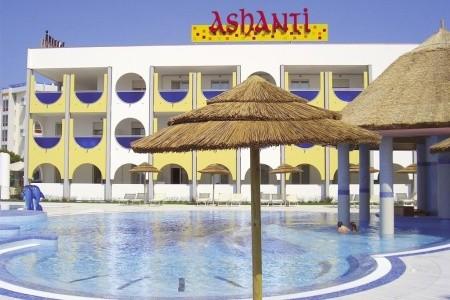 Apartmány Ashanti