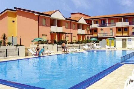 Rezidencia Ai Salici Itálie Veneto (Benátská riviéra) last minute, dovolená, zájezdy 2018