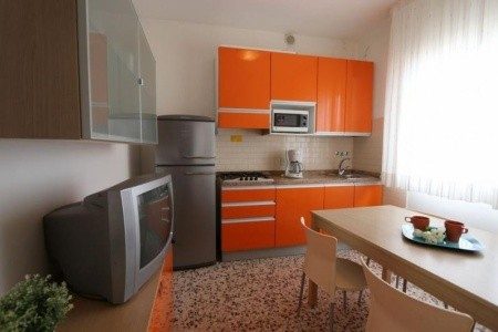 Condominio Furlan Itálie Bibione last minute, dovolená, zájezdy 2018