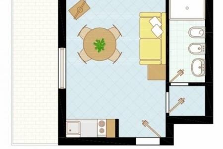 Apartmány Larice A Ambra - apartmány