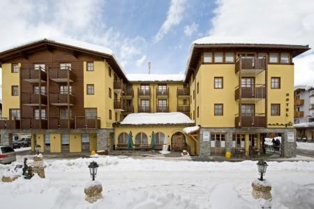 Hotel Touring Itálie Livigno last minute, dovolená, zájezdy 2017