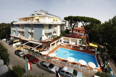 Hotel Villa Dei Fiori Plná penze