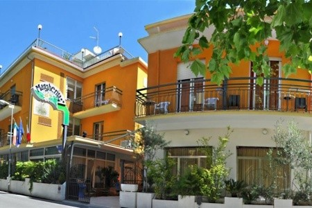 Hotel Margherita - plná penze