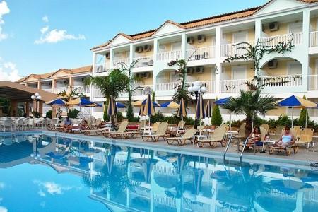 Hotel Tsilivi Admiral Suneo Club, Řecko, Zakynthos