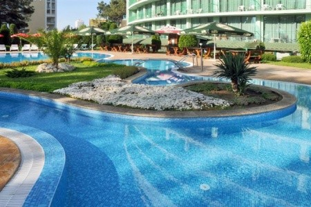 Hotel Colosseum, Bulharsko, Slunečné Pobřeží