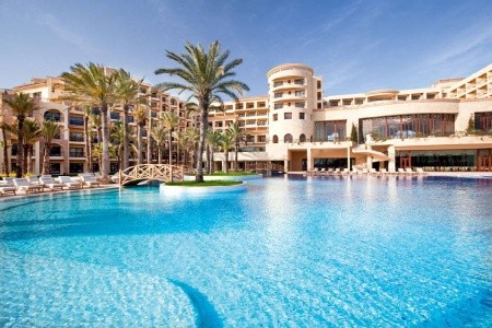 Mövenpick Resort & Marine Spa, Tunisko, Sousse