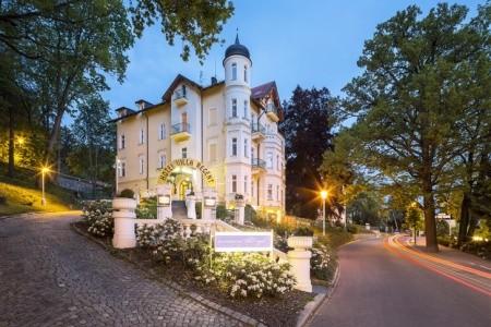 Hotel Villa Regent - Mariánské Lázně - ubytování v soukromí