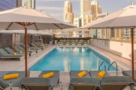 Spojené arabské emiráty - Dubai / Wyndham Dubai Marina