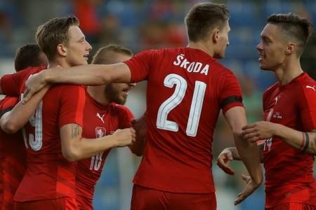 Kvalifikaci Ms 2018: Norsko - Česko Snídaně