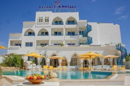 Byzance, Tunisko, Nabeul