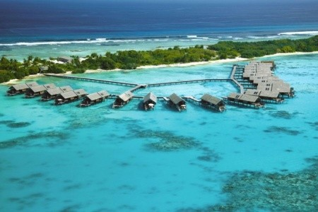 Shangri-La's Villingili Resort Maldives, Maledivy, Jižní Atol Male