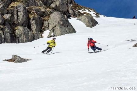 Skitouring - Freeride Camp Lofoty - Norsko