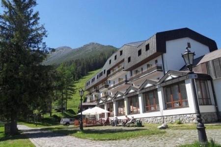 Horský Hotel Hrebienok Snídaně
