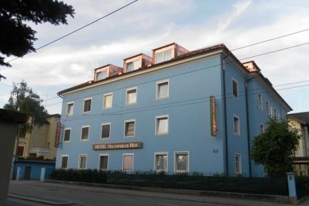 Rakousko - Salcbursko / Salzburg, Hotel Haunspergerhof ***