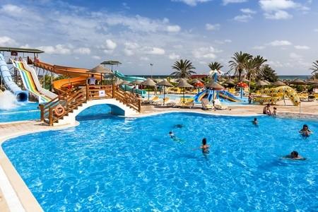 Tunisko - Djerba / Hotel Club Magic Life Penelope Beach & Aquapark