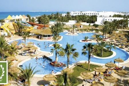 Tunisko - Djerba / Hotel Caribbean World Djerba