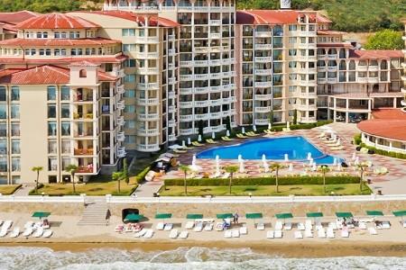 Bulharsko - Elenite / Hotel Andalusia/atrium